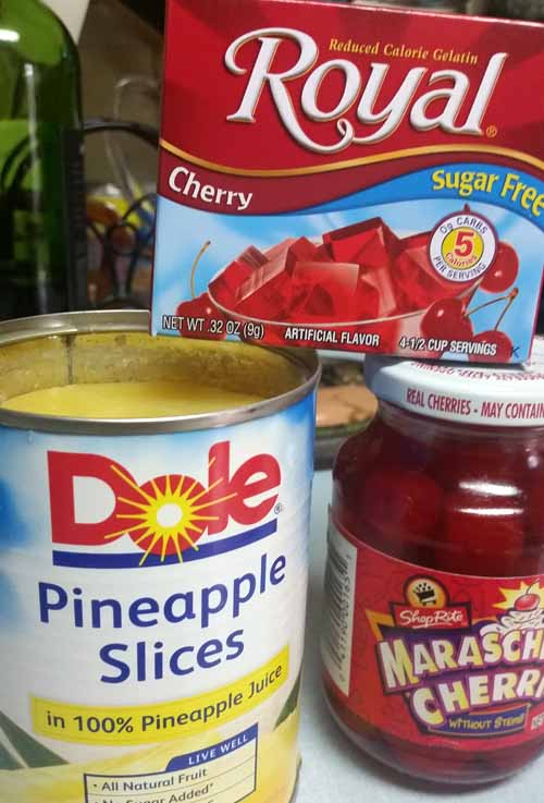 Jensalittleloopy Cooks the Oldies: Pineapple Surprise