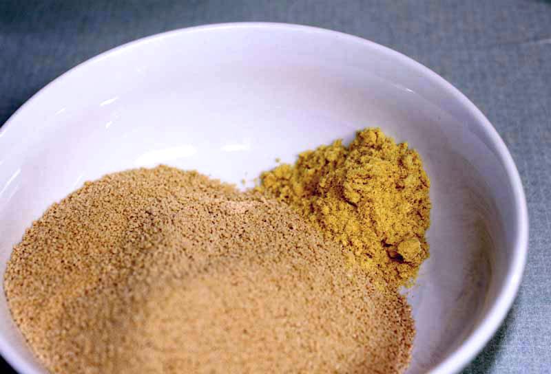 Ground-Mustard