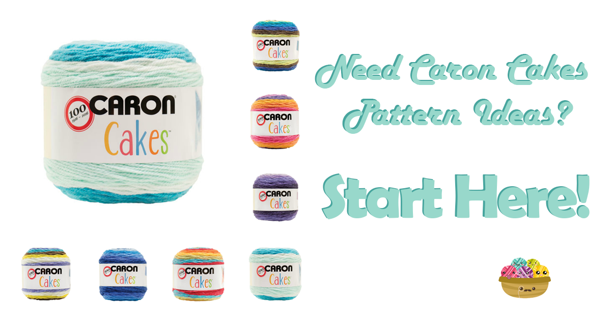 Do you need Caron Cakes pattern ideas? Stop here first! | Jen\'s a ...
