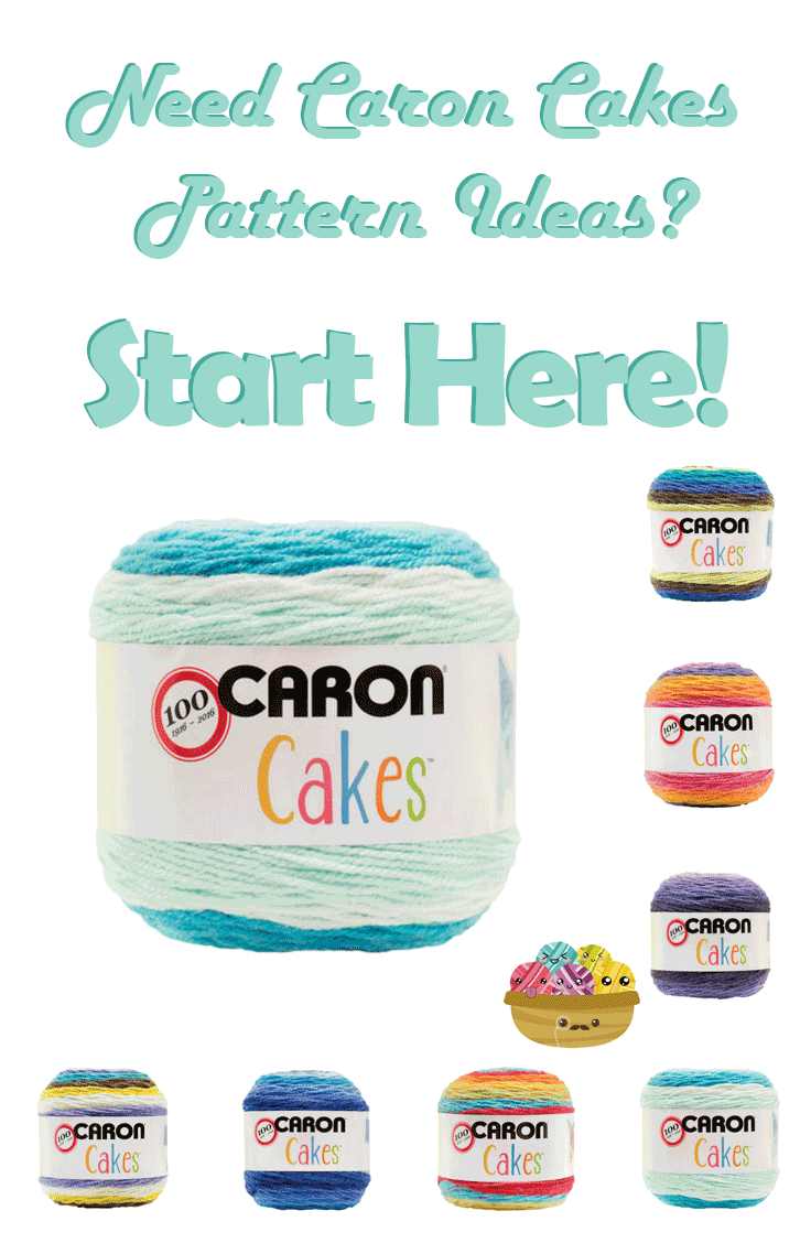Do you need Caron Cakes pattern ideas? Stop here first! | Jen's a