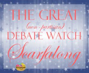 Great Debate Watch Scarfalong