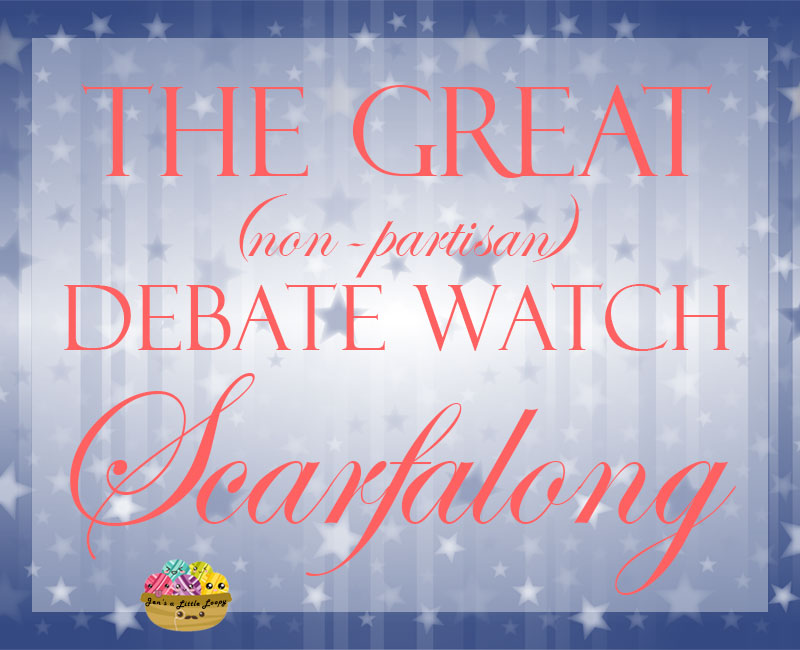 Great Debate Watch Scarfalong