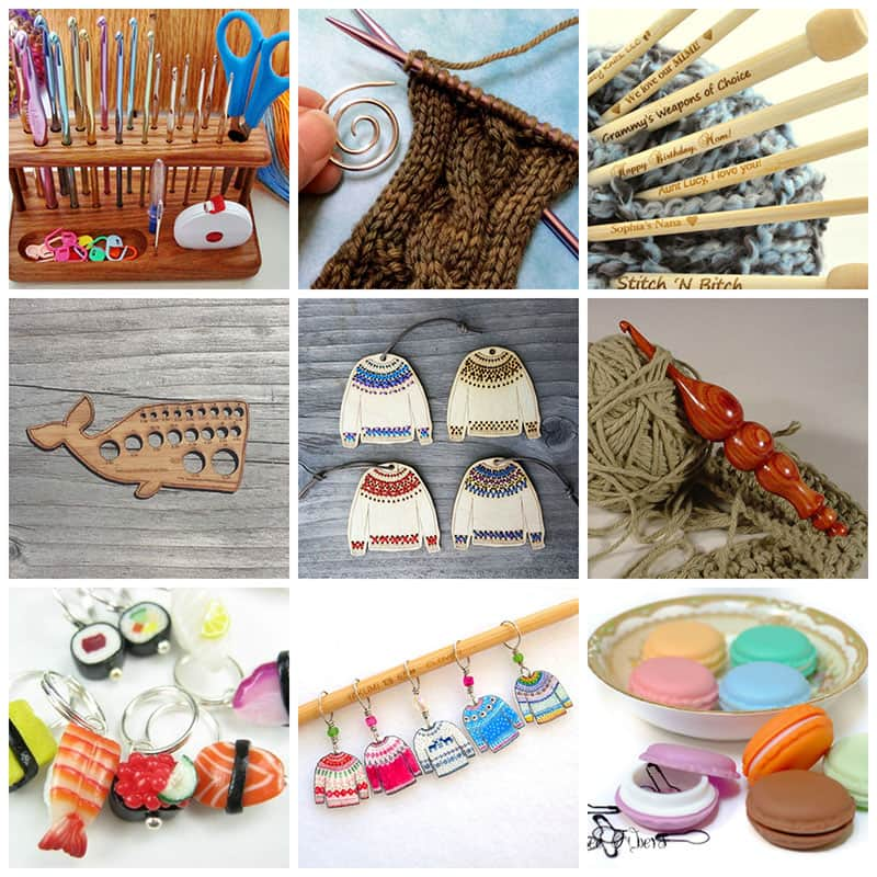 81 Perfect Handmade Gifts for Knitters