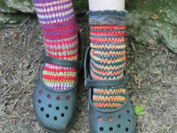 7 Sweet Socks to Knit for Toasty Toes