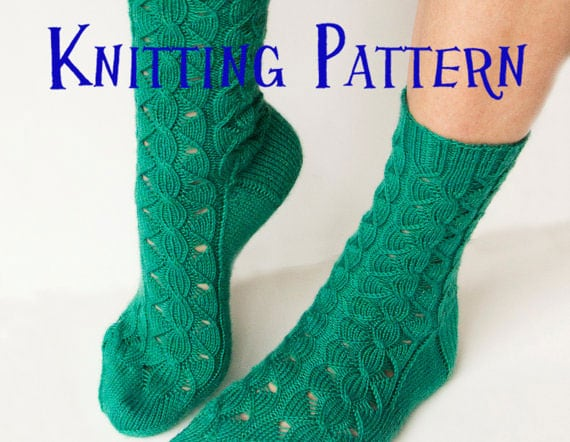 7 Sweet Socks to Knit for Toasty Toesies