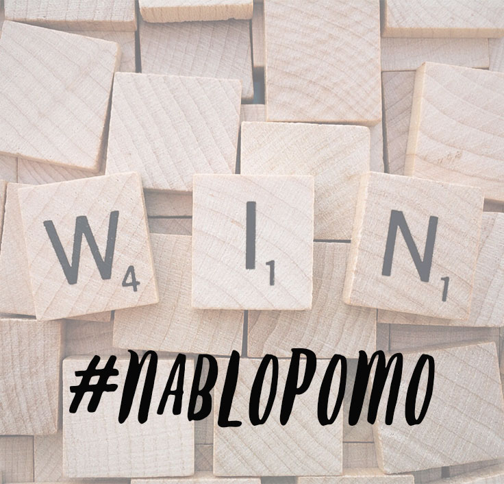 #NaBloPoMo is no joke. Click through for the tips I learned #blogging every day.
