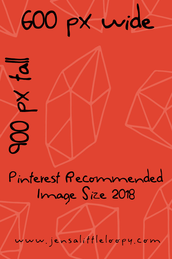 Uh oh! The recommended Pinterest image sizes have changed (again!). Here's a common sense guide for how to deal with those changes.  Don't panic! #pinterest #pinterestimagesizes