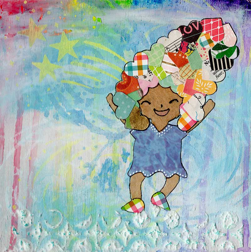 Seeking Joy - losing it and finding it again